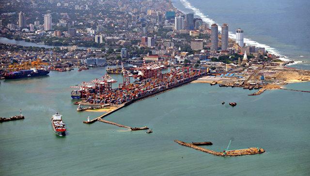 Шри-Ланка. Архивное фото