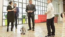 Детский технопарк Кванториум открылся в Туле