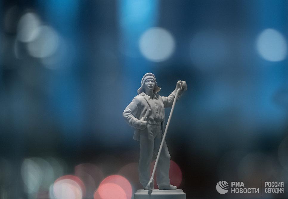Кладовая Наследие  на Императорском Фарфоровом заводе в Санкт-Петербурге