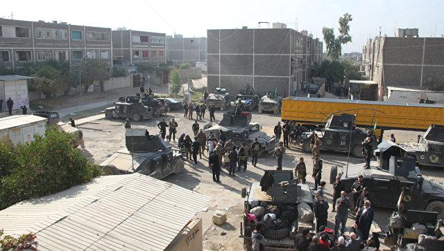 ВМосуле устранили одного изминистров нефти боевиков ИГИЛ