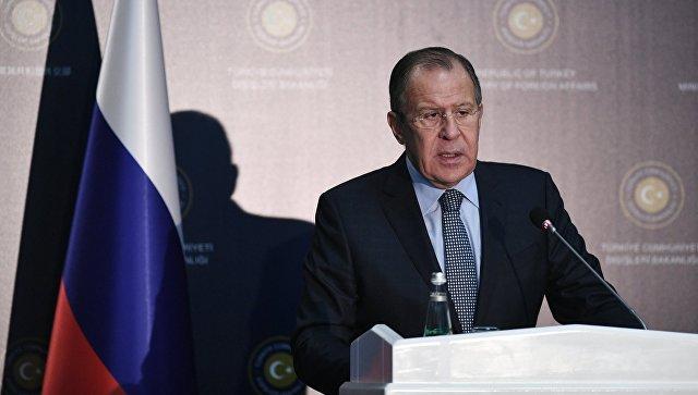 Лавров: Нет консенсуса по вопросу размещения наблюдателей ОБСЕ в зоне карабахского конфликта