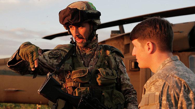 Крупнейшие учения НАТО Trident Juncture 2015: бой с тенью