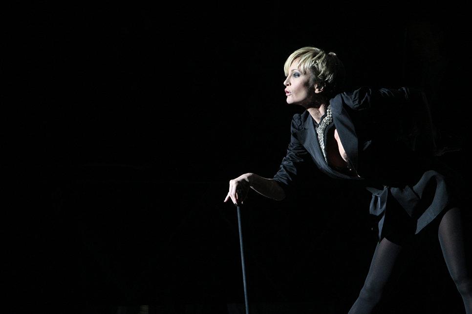 50-летняя Патрисия Каас выпустила десятый альбом