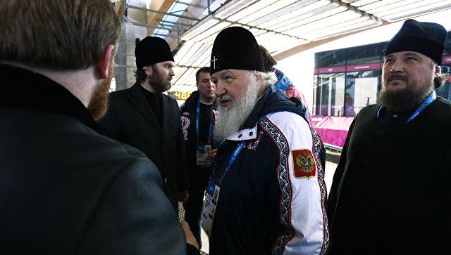 Патриарх Кирилл желает популяризировать лапту— Скрепы спортивные