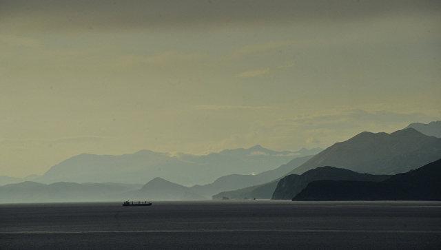 У берегов Китая столкнулись пассажирское и грузовое суда