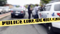Сотрудники полиции в США. Архивное фото