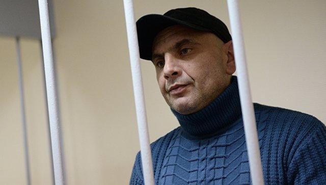 Суд столицы  продлил арест «крымскому диверсанту» Захтею натри месяца