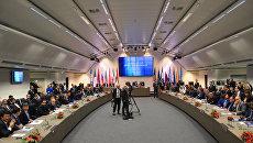 Официальная встреча Организации стран-экспортеров нефти (ОПЕК). Архивное фото