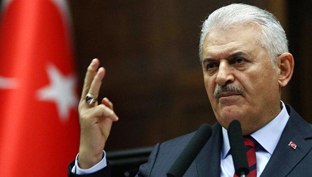 Премьер Турции предостерег Евросоюз от вмешательства в дела страны
