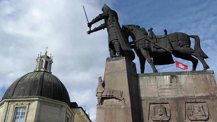В Литве предложили штрафовать за демонстрацию георгиевской ленточки