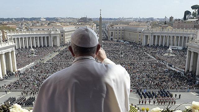 Папа Франциск и патриарх Варфоломей подготовили совместное послание