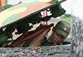 Подразделение охраны Оренбургской Краснознаменной ракетной дивизии РВСН