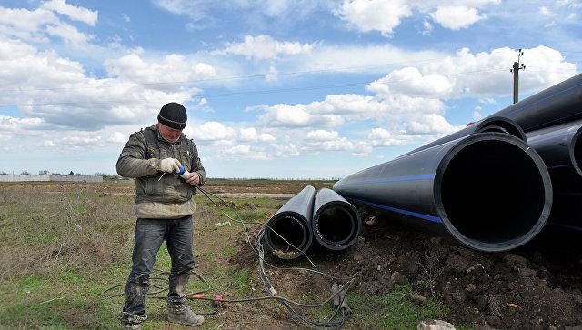 «Российская» вода обойдется Крыму в20 млрд