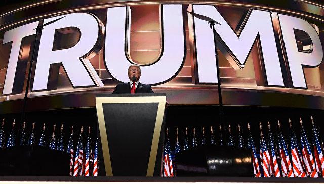 Трамп потратил наизбирательную кампанию 322 млн долларов