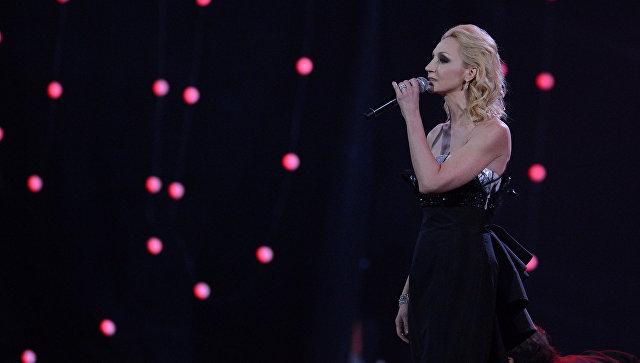Вгосударстве Украина  отменили концерты Кристины Орбакайте