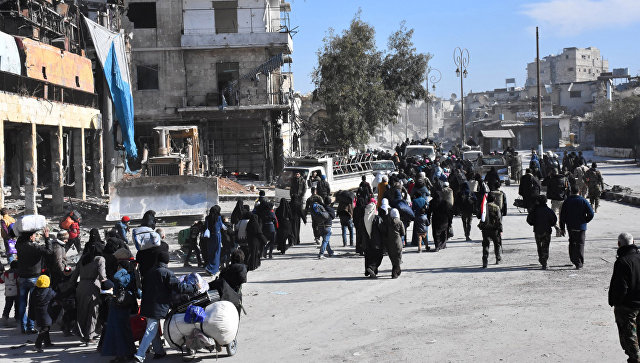 """Генштаб: Жители Алеппо рассказали, что """"умеренная оппозиция"""" применяет пытки и казни"""