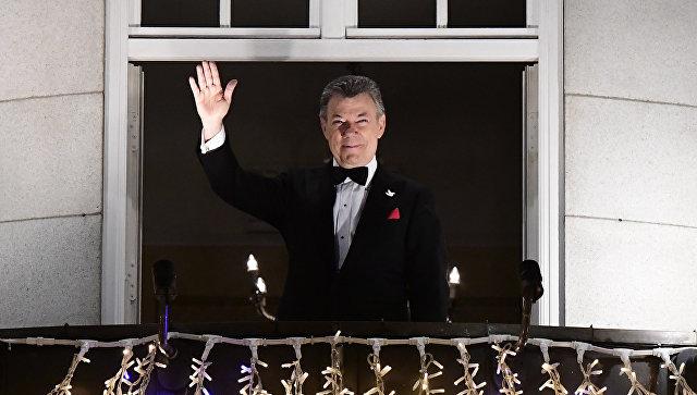 Президент Колумбии попрощался со страной и объявил об уходе из политики