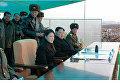 Ким Чен Ын и Ли Соль Чжу. 5 декабря 2016 год