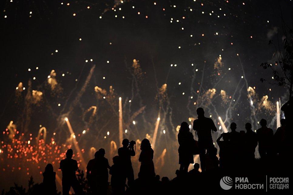 Международный фестиваль москва