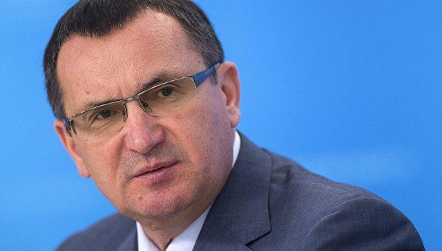 Сенатор Николай Федоров. Архивное фото