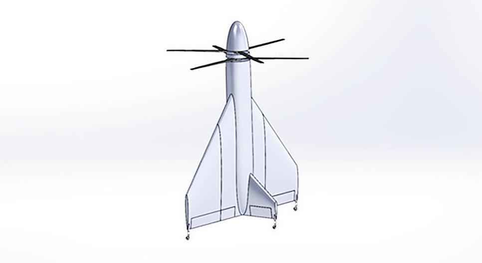 В РФ началась разработка вертикального беспилотника «Фазан»