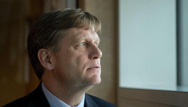 Экс-посол США в РФ Майкл Макфол. Архивное фото