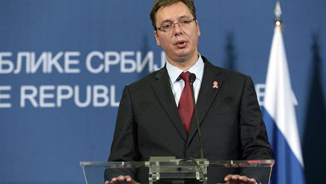 Делегация Белграда покинула конференцию Сербия— ЕСдо ее начала