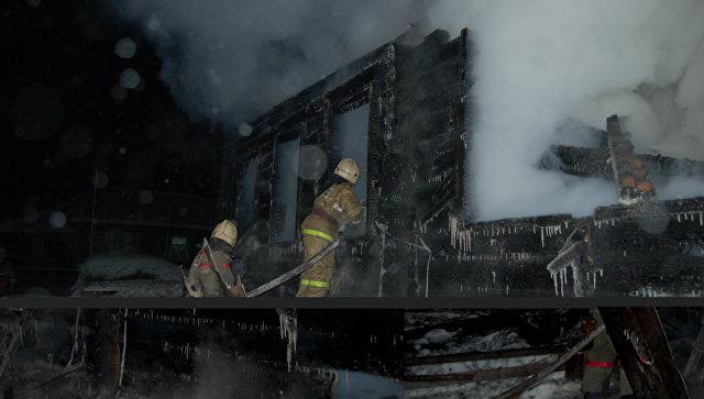 Пожар на складе боеприпасов в Харьковской области привел к их детонации