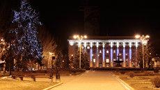 Административное здание в Донецке