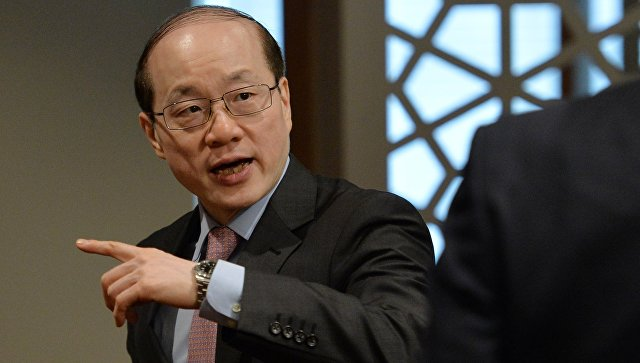Представитель Китайской Народной Республики при ООН Лю Цзеи. Архивное фото