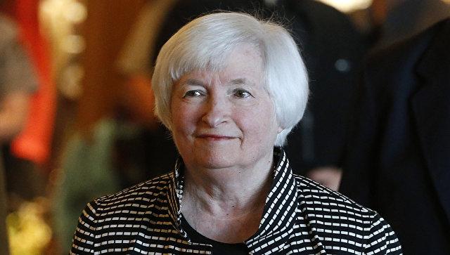 Руководитель ФРС США объявила об«исцелении» американской экономики