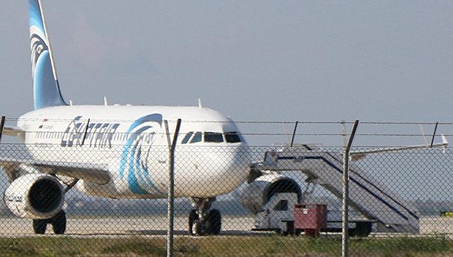 Наборту потерпевшего крушение самолета EgyptAir ненашли технических неполадок
