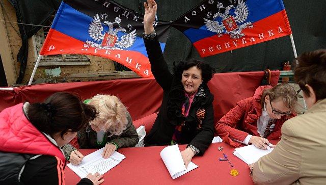 РФ признает независимость ДНР иЛНР вслучае неисполнения Киевом минских договоренностей