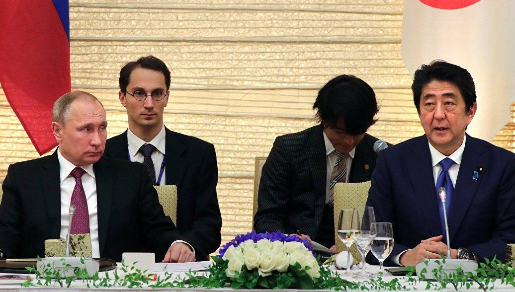 Путин заявил о скором обсуждении вопроса создания ЗСТ между ЕАЭС и Японией