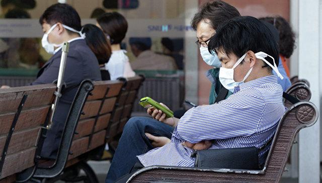 Число заразившихся смертельно опасным коронавирусом в Южной Корее достигло 18 человек