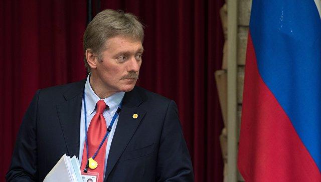 Песков заявил, что сайт Кремля постоянно подвергается хакерским атакам