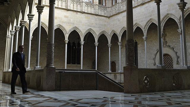 Женералитет Каталонии. Архивное фото