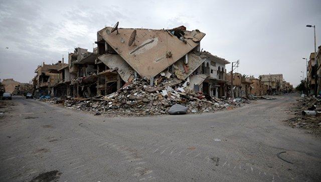 Врайоне Пальмиры авиация коалиции уничтожила захваченные террористами ИГИЛ танки
