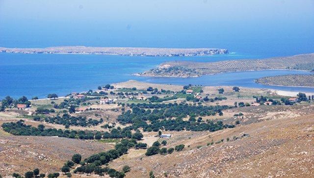 Наберегу греческого острова Лесбос отыскали тела троих детей