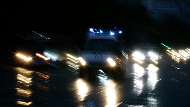 ВСамарской области грузовой автомобиль врезался в легковую машину, погибли три человека