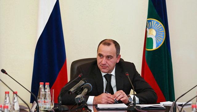 Глава КЧР Рашид Темрезов. Архивное фото
