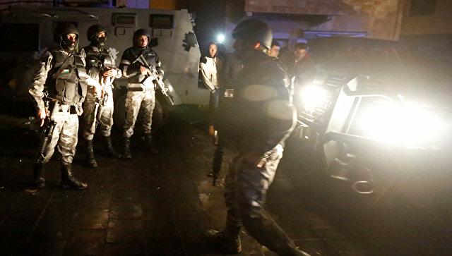 Исламские боевики взяли насебя ответственность затеракты вИордании