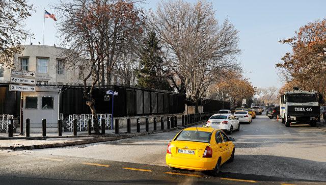 ВТурции арестуют еще одного сотрудника консульства США