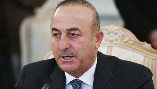 Турция поддерживает территориальную целостность Сирии, заявил Чавушоглу