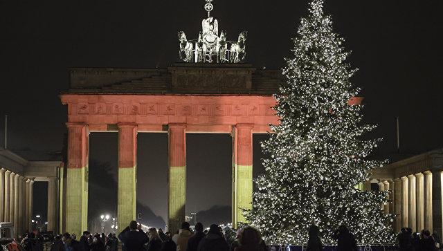 Милиция Германии разыскивает подозреваемого втеракте нарождественской ярмарке вБерлине