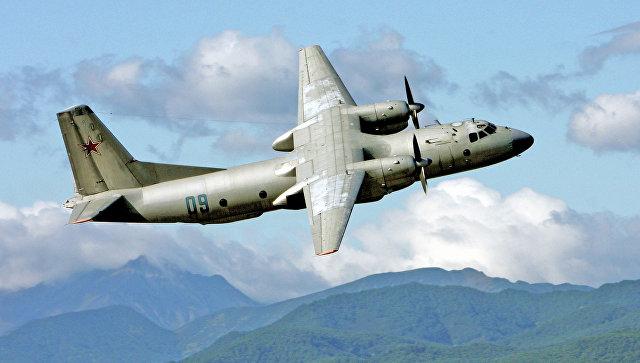 Самолет Ан-26 (летно-технические характеристики)