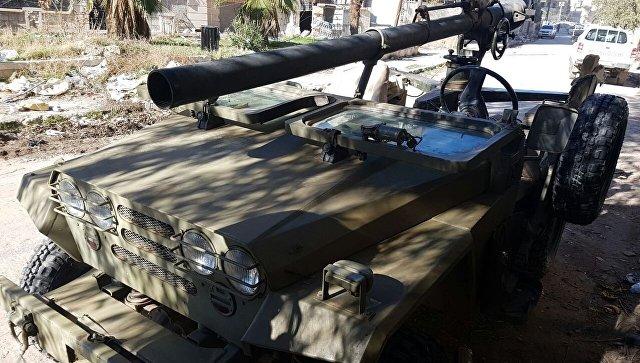 Франция призывает РФ соблюдать перемирие вСирии