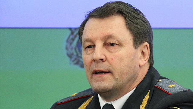 ВМВД опровергли отставку руководителя ГИБДД Нилова