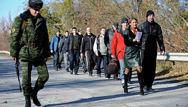 ВКиеве неисключают передачу пленных 26-27декабря, сообщили вЛНР