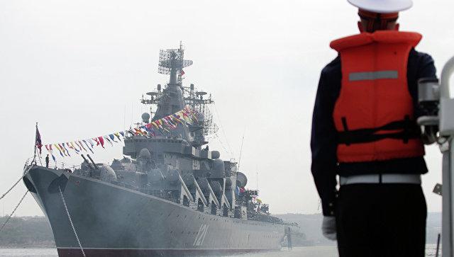 Черноморский флот получил первый новейший гидрографический катер